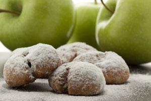 Collection of apple cookies recipes