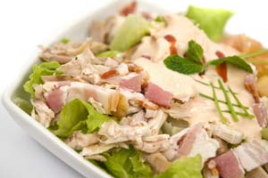 Collection of chicken salad recipes