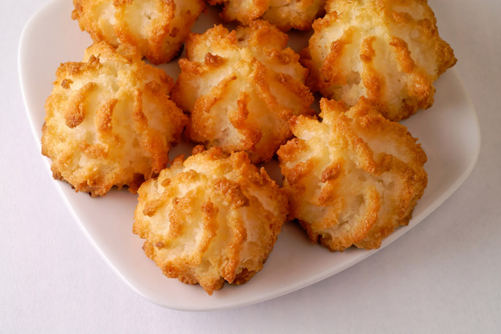 Coconut Cookie Recipes Cdkitchen