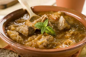 Collection of goulash recipes