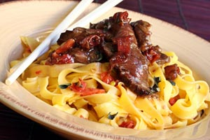 Collection of beef and noodles recipes