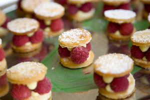Collection of raspberry dessert recipes
