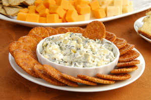 Collection of chicken dip recipes
