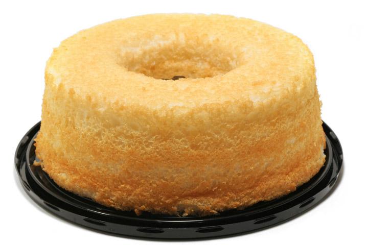 Gluten Free Low Sugar Angel Food Cake