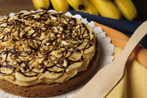 Collection of peanut butter cake recipes
