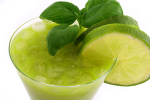 Collection of lime drinks recipes