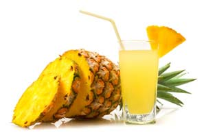 Collection of pineapple drinks recipes
