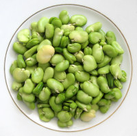 Lima Beans Recipes like Creamy Lima Beans or Baby Lima Beans And ...
