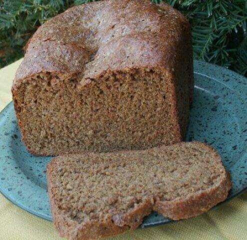 Bread Machine Norwegian Rye Bread Recipe Cdkitchen Com