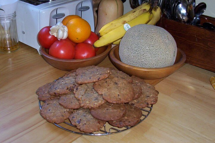 Hillary Clinton's Chocolate Chip Cookies Recipe from CDKitchen