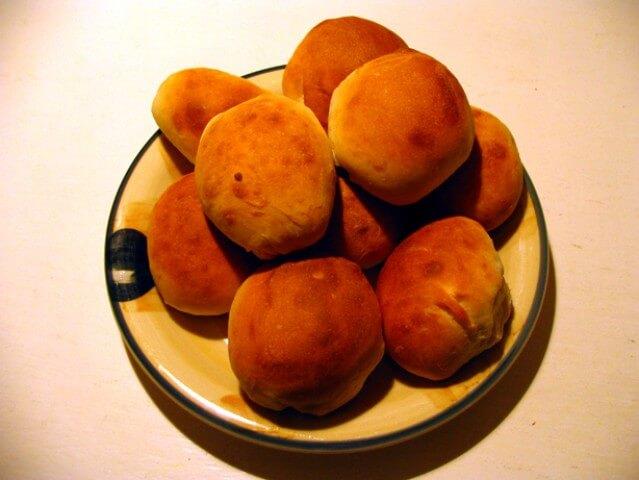 Bread Machine Dinner Rolls Recipe Cdkitchen Com