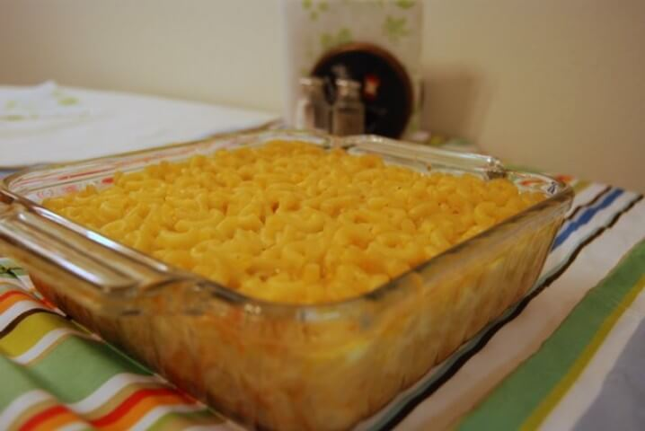 Southern Style Baked Macaroni And Cheese Recipe
