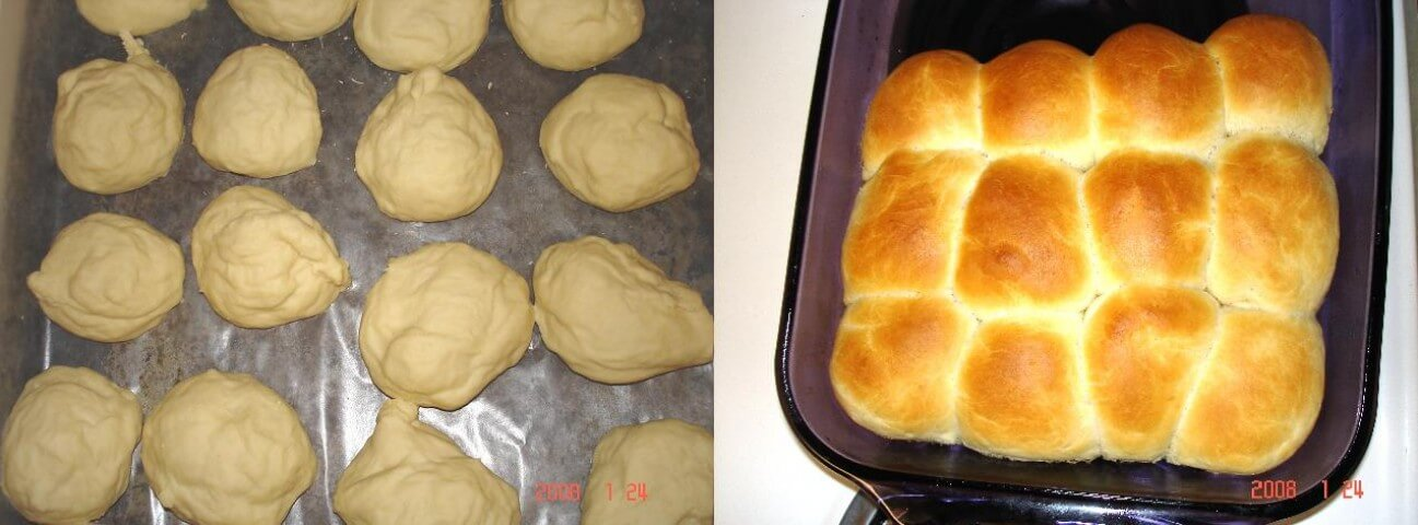 Copycat Golden Corral S Rolls Recipe Cdkitchen Com