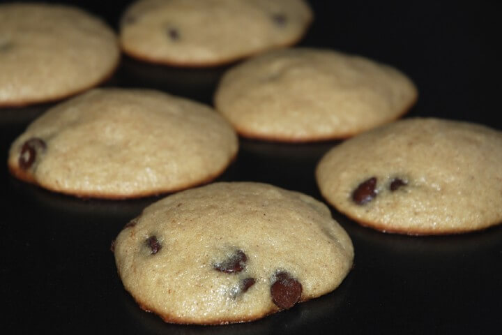 Amish Chocolate Chip Applesauce Cookies Recipe Cdkitchen Com