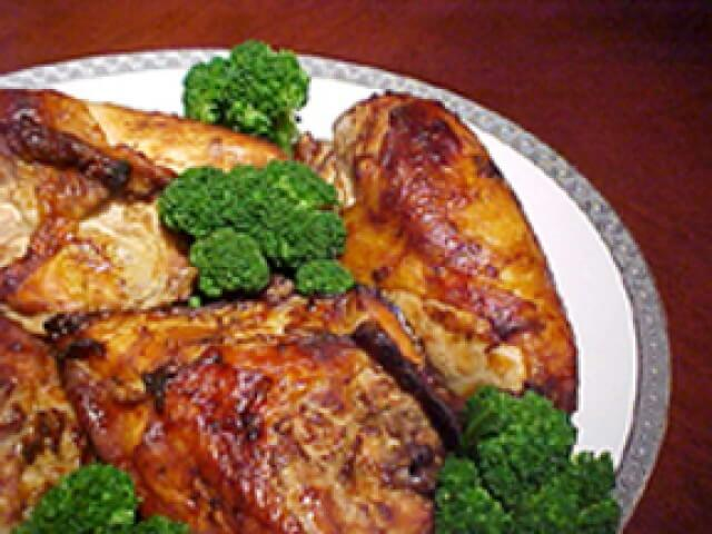 recipe for miso roasted chicken