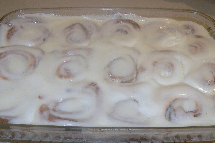 photo of Cinnabon Frosting
