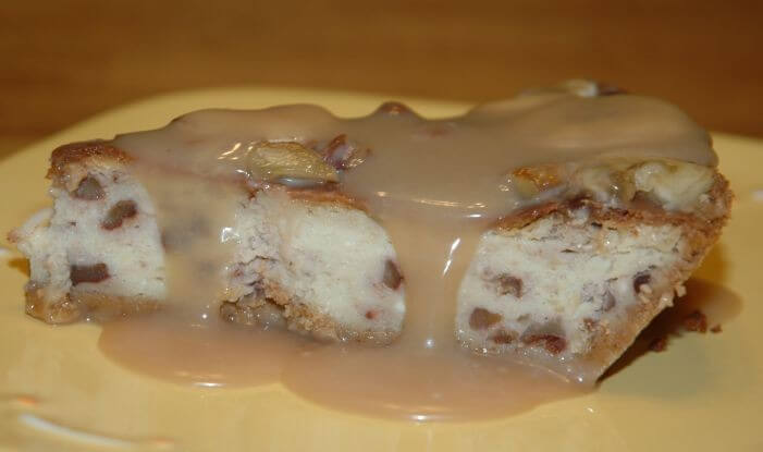 Caramelized Banana Cheesecake Recipe | CDKitchen.com