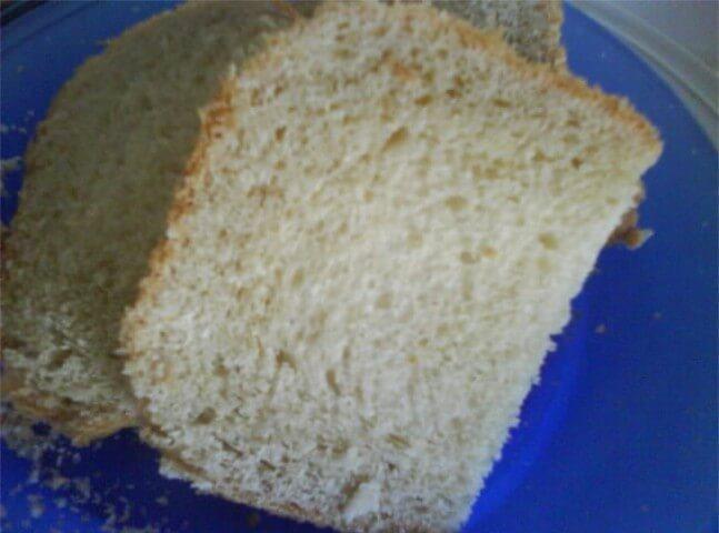 Basic Bread Machine White Bread