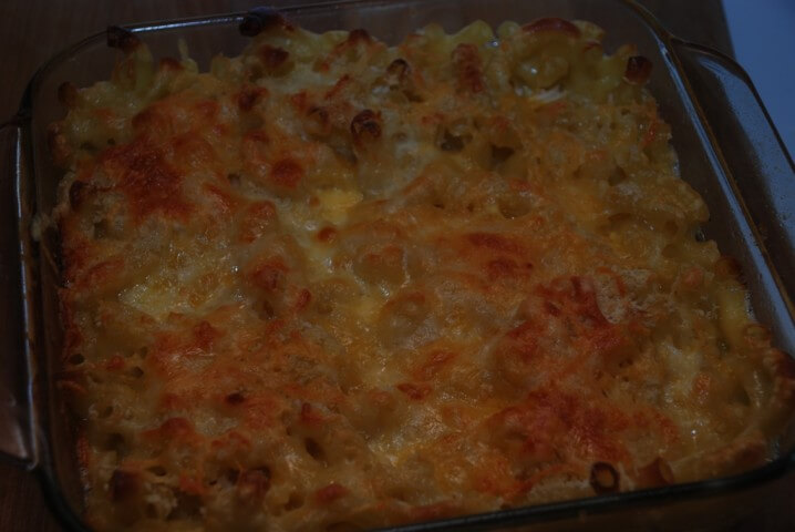 photo of Patti LaBelle's Mac and Cheese