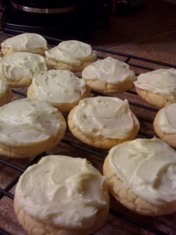Almost Archway Lemon Cookies Recipe Cdkitchen Com