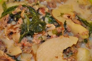 Copycat Olive Garden Zuppa Toscana Recipe CDKitchencom