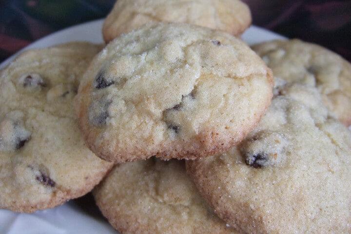 Amish Raisin Cookies Recipe Cdkitchen Com