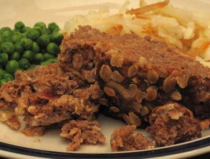 Quaker Oats Meatloaf Recipe