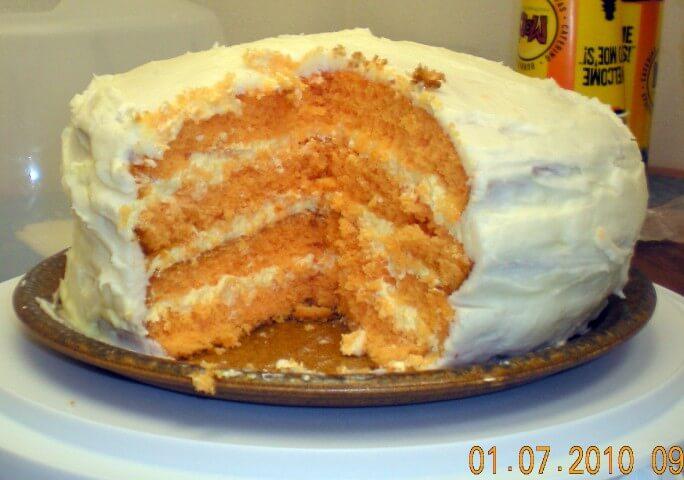 Orange Soda Cake Recipe Jello