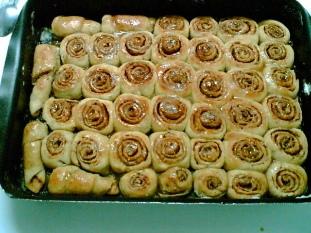 Photo Of Cinnabon Cinnamon Rolls
