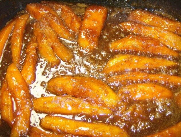 Recipe Candied Sweet Potatoes Cd Kitchen