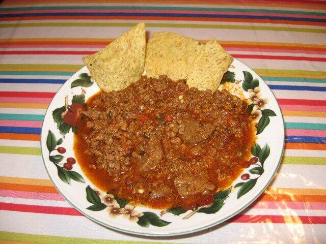 Super Texas Chili Recipe Cdkitchen Com