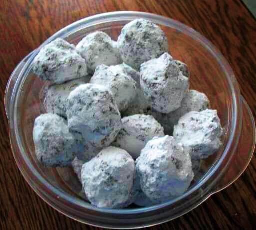 Jim Beam Bourbon Balls Recipe