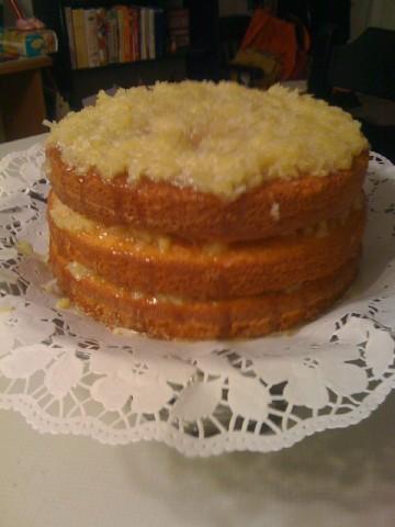 Photo Of 7 Up Cake