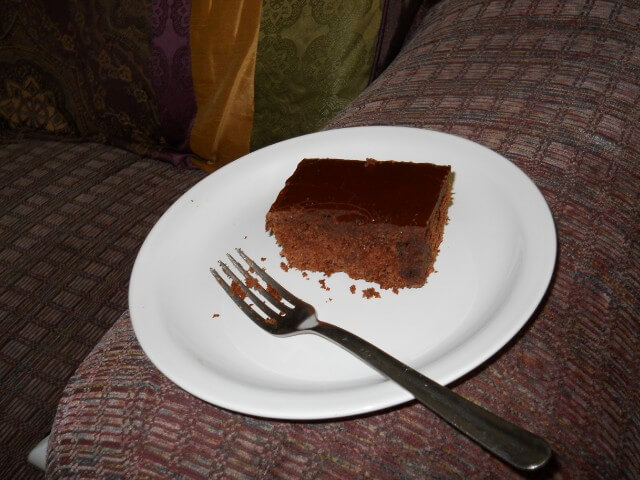 photo of 1 Minute Chocolate Frosting