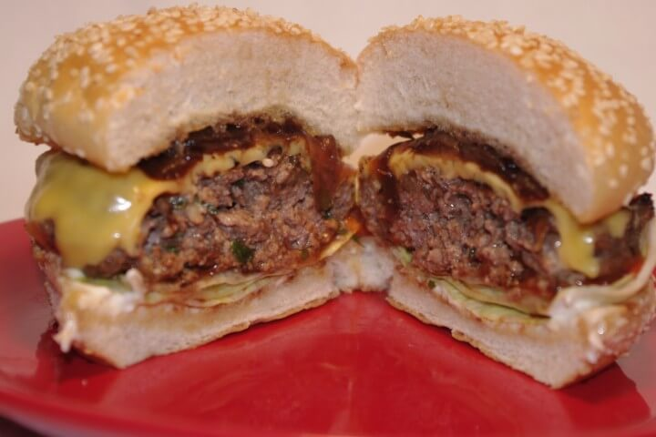 how to make burgers from ground beef