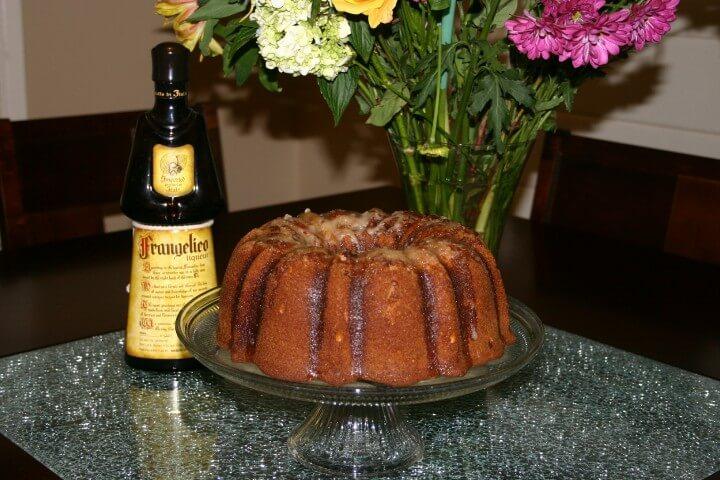 Cake Recipes With Liqueur: Frangelico Rum Cake Recipe