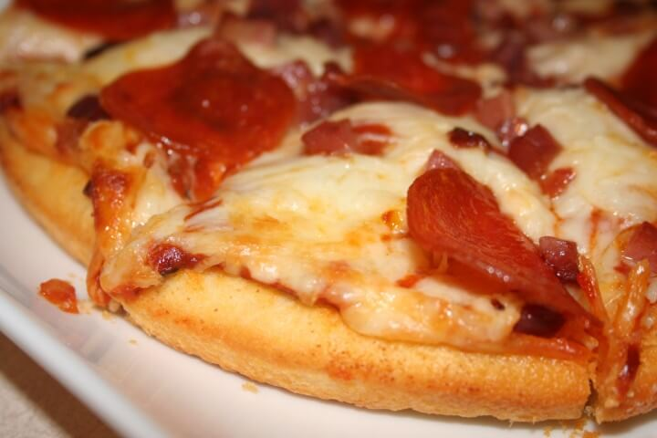 Copycat Pizza Hut Original Pan Pizza
