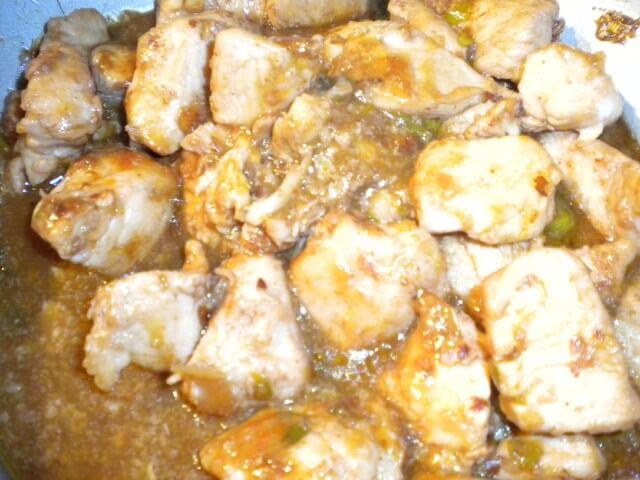 Chinese garlic chicken recipe cdkitchen photo of chinese garlic chicken forumfinder Images