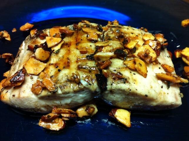 Mahi mahi almandine recipe for How to cook mahi mahi fish