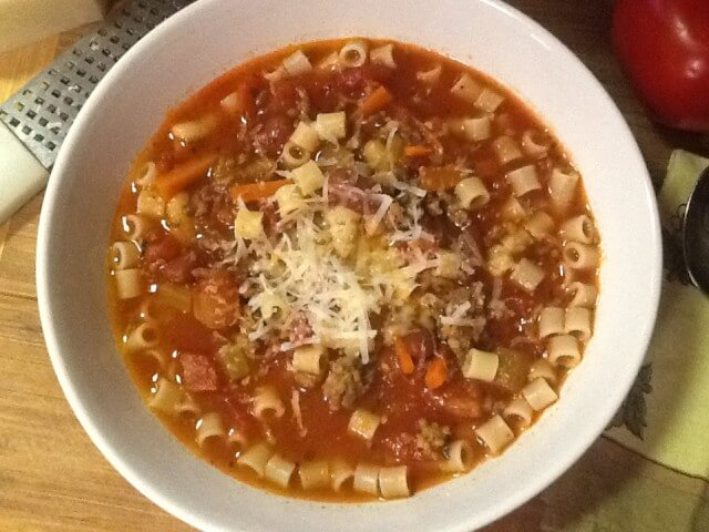 Best pasta fagioli recipes