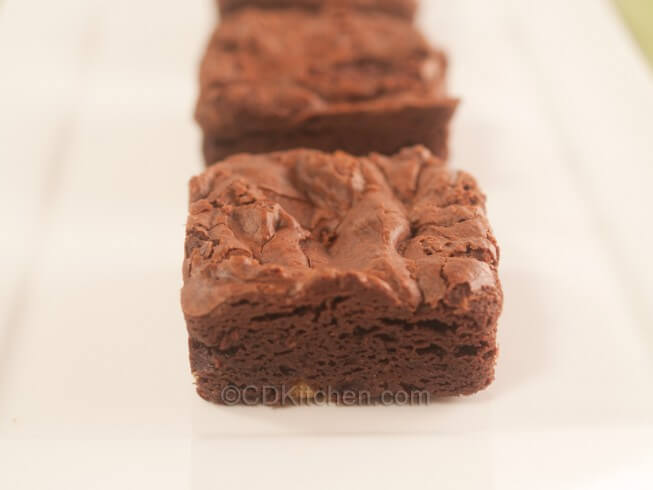 photo of Chipotle Brownies