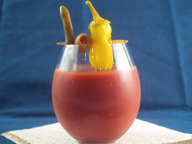 Copycat Mr Mrs T Bold Spicy Bloody Mary Mix Recipe Cdkitchen Com