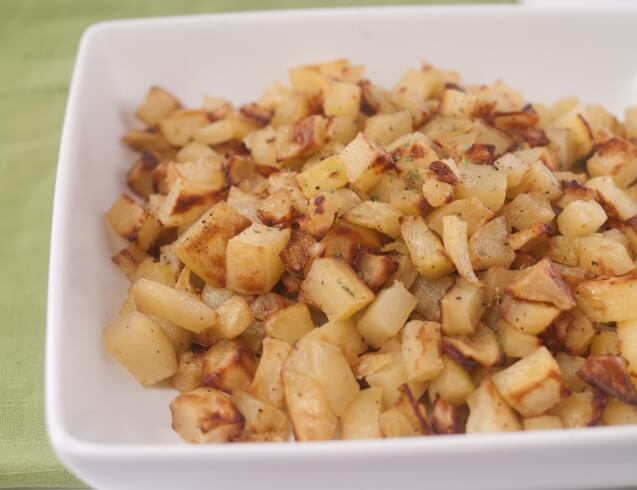 how to make breakfast hash browns
