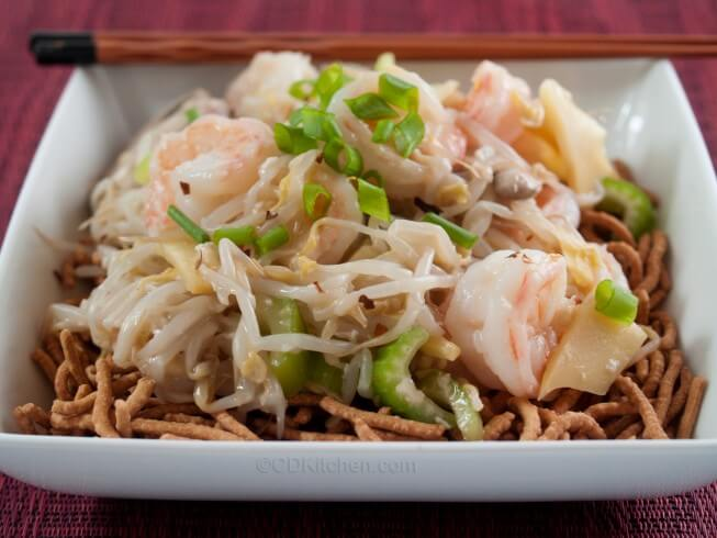 Copycat ho hos chinese restaurant shrimp chow mein recipe photo of ho hos chinese restaurant shrimp chow mein forumfinder Image collections