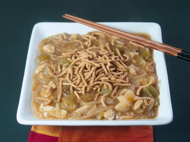 Quick and easy chow mein recipe cdkitchen photo of quick and easy chow mein forumfinder Images