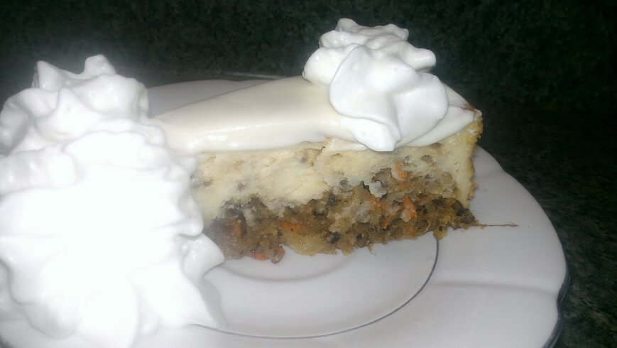 cheesecake factory carrot cake copycat cheesecake factory s carrot cake cheesecake recipe 2766