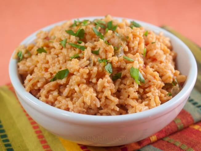 photo of Cheesy Mexican Rice