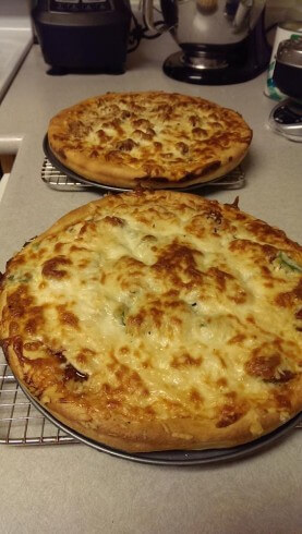 Copycat Pizza Hut Original Pan Pizza Recipe Cdkitchen Com