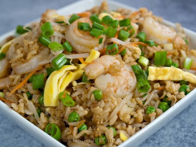 P.F. Chang's Shrimp Fried Rice