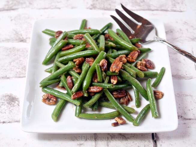 photo of Pecan Green Beans